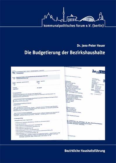 Die Budgetierung der Bezirkshaushalte